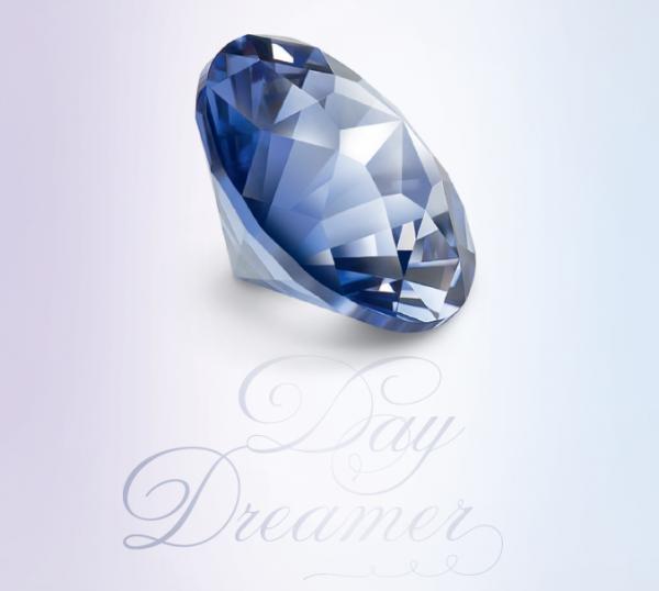 Day Dreamer Blau